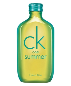 Calvin Klein - CK One Summer 2014