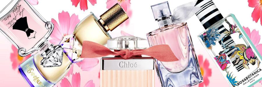 Parfums Féminins Printemps 2014