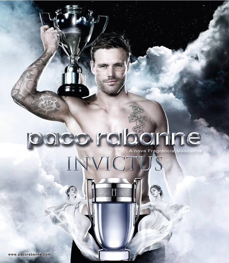 Nick Youngquest - Invictus de Paco Rabanne