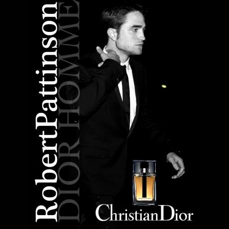 Robert Pattinson - Dior Homme