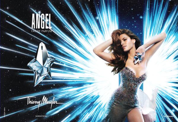 Eva Mendes - Angel Thierry Mugler