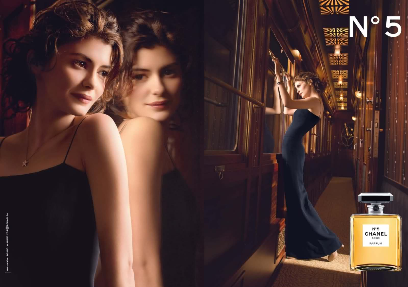 Audrey Tautou - Chanel N°5