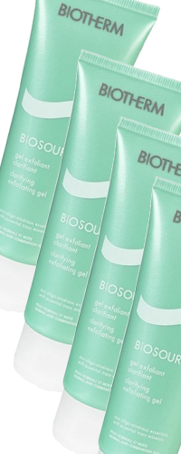 Gel Exfoliant Clarifiant Biosource de Biotherm