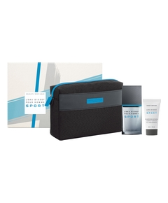 Issey Miyake – Coffret L'Eau d'Issey Homme Sport