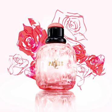 Paris Premières Roses d'Yves Saint Laurent