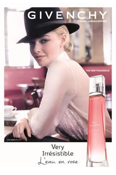 Very Irresistible L'Eau Rose de Givenchy
