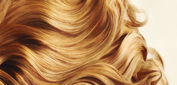 Cheveux parfumés