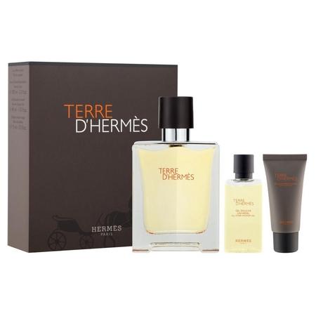 Hermès - Coffret Terre d'Hermès