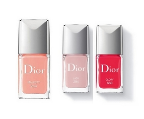 Dior Vernis - Spring 2015 Limited Edition 244, 294, 660
