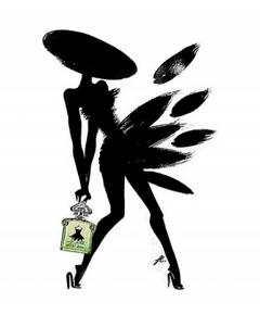Guerlain La Petite Robe Noire Ma Robe Pétale pub