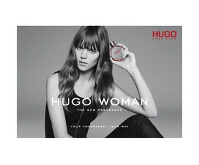 Hugo Woman Eau de Parfum Pub Hugo Boss