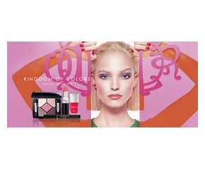 Pub Dior Collection kingdom of colors
