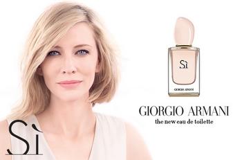 Si Eau de Toilette Pub Cate Blanchett