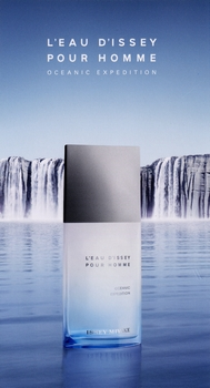 Pub Oceanic Expedition d'Issey Miyake
