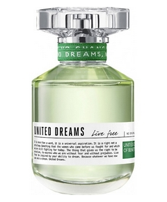 Benetton parfum Live Free