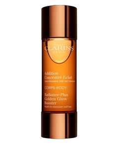 Clarins Addition Concentré Eclat Corps Auto Bronzant