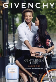 Gentlemen Only Casual Chic Givenchy