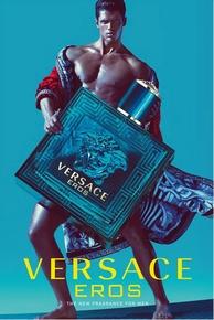 Versace Publicité Eros