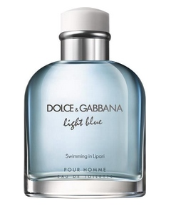 Dolce Gabbana - Light Blue Homme Swimming In Lipari