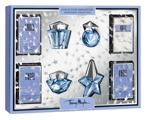Thierry Mugler – Coffret Miniatures Galaxie Angel