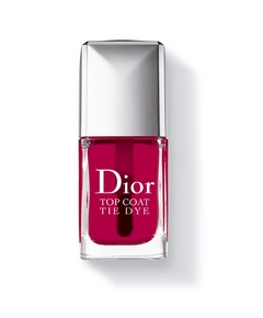 Dior Tie & Dye Top Coat
