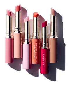 Eclat Minute Baume Embellisseur de lèvres de Clarins