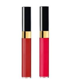Lèvres Scintillantes de Chanel N°447 Rose Paradis & N°457 Allegria
