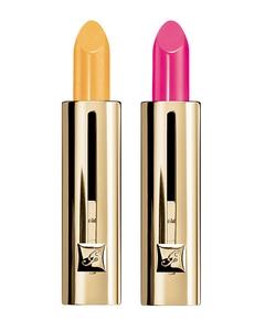 Rouge Automatique N°603 Yellow & N°662 Pink Fluo de Guerlain