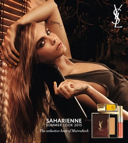 Yves Saint Laurent – Look Maquillage Été  2015