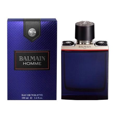 Le nouveau parfum Balmain Homme