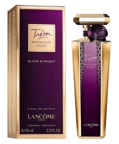 Etui et Flacon Trésor Midnight Rose Elixir d'Orient de Lancôme