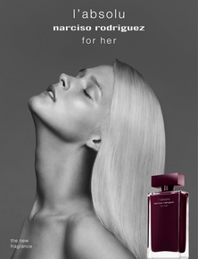 Pub Narciso Rodriguez For Her L'Absolue