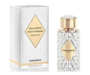 Eau de Parfum Place Vendôme White Gold de Boucheron