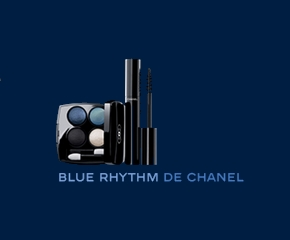 Chanel –  5 Looks Maquillage Collection Blue Rhythm