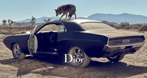 Dior Sauvage Publicité