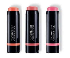 DiorBluh Cheek Stick N°675, N°766, N°845
