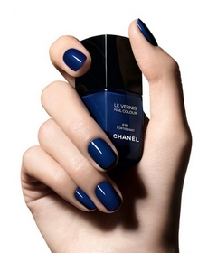 Le Vernis de Chanel 681 Fortissimo Collection Blue Rhythm