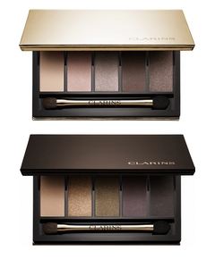 Palette Yeux 5 Couleurs Collection Pretty Day & Pretty Night de Clarins