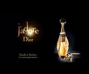 Touche de Parfum J'adore Innovation Dior