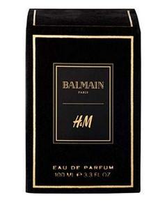 Parfum de Balmain pour H&M