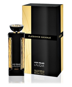 Lalique Noir Premier parfum Élégance Animale