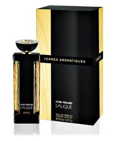 Lalique Noir Premier parfum Terres Aromatiques