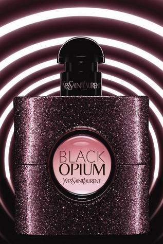 Black Opium d'Yves Saint Laurent, le parfum de toutes les tentations
