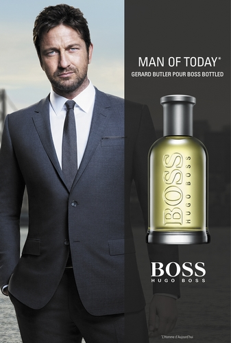 Boss Bottled, le grand classique de la maison Hugo Boss