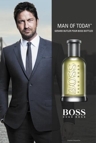 Boss Bottled, le grand classique de la maison Hugo Boss