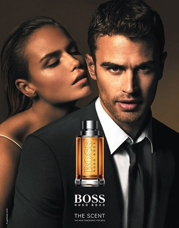 Hugo Boss lance The Scent…