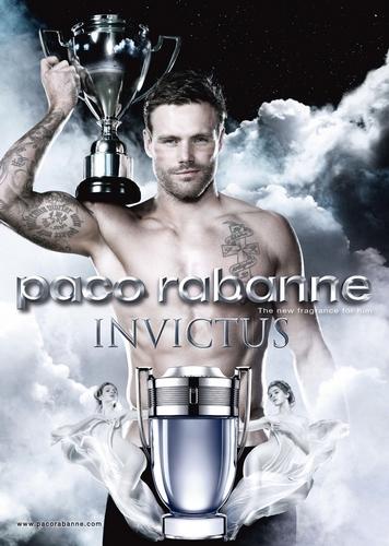 Invictus de Paco Rabanne, l'alliance du sport et de la mythologie