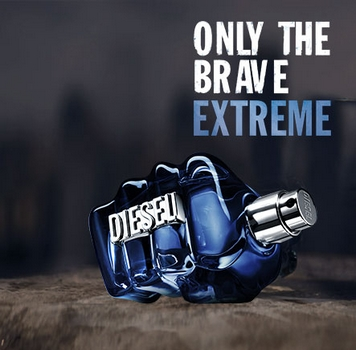 Flacon Only The Brave Extreme