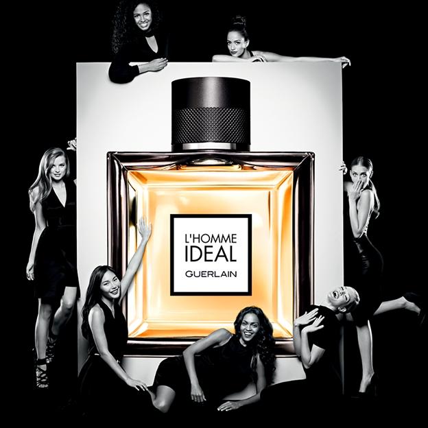 Le parfum de L'Homme Idéal