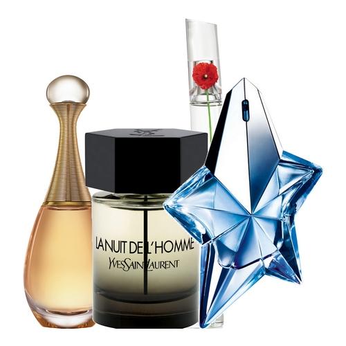 Les parfums qui ont la cote